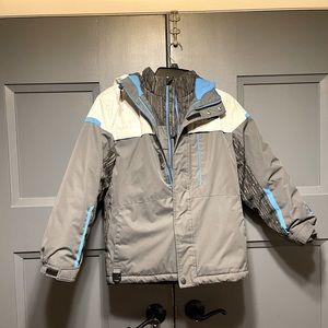 Boys jacket in a jacket